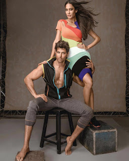 Hrithik Roshan and Lisa Haydon Vogue India Photoshoot December 2016