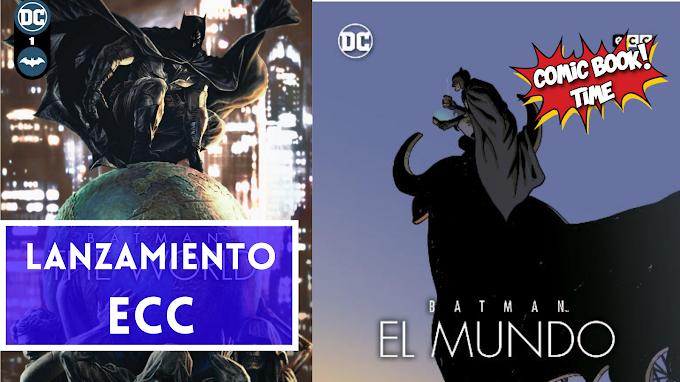 """""""Batman: El Mundo"""" prepara el escenario para una celebración global del Caballero Oscuro en Batman Day 2021"""