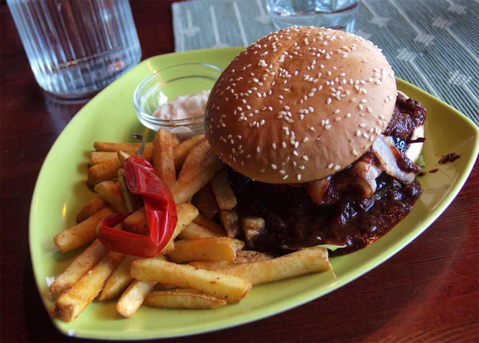 Países con una gastronomía poco saludable