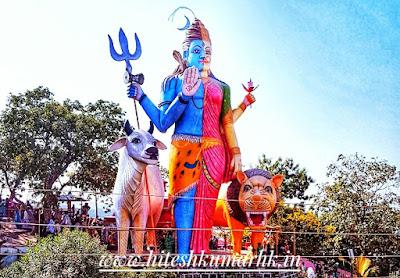 महानदी के तट पर स्थित माँ चंद्रहासिनी देवी का मंदिर(छ. ग)