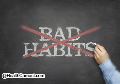 Quit bad habits to build body healthcareout.com