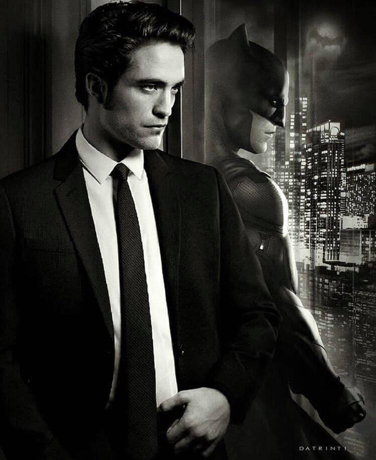 The Movie Sleuth Holy Bat News Robert Pattinson Set To