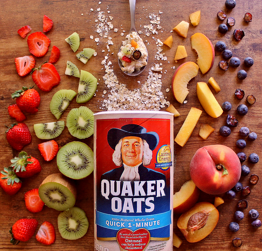 #BringYourBestBowl with Quaker® Oats follow the hashtag on social media for delicious bowl creations featuring 2-5 ingredients. #Walmart #AD
