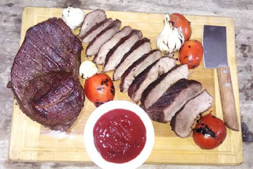 Recipe of Any-night-of-the-week Baked beef steak
