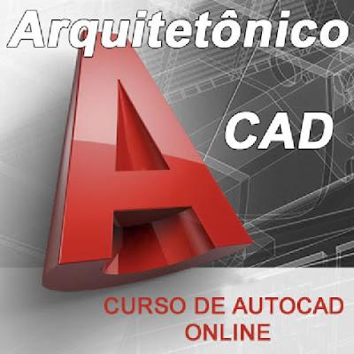 Curso Online Desenho Projeto Arquitetônico CAD