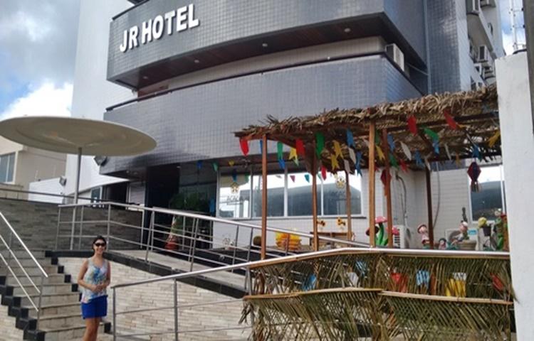 Hotel no centro de João Pessoa