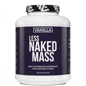 10. Vanilla Less Naked Mass