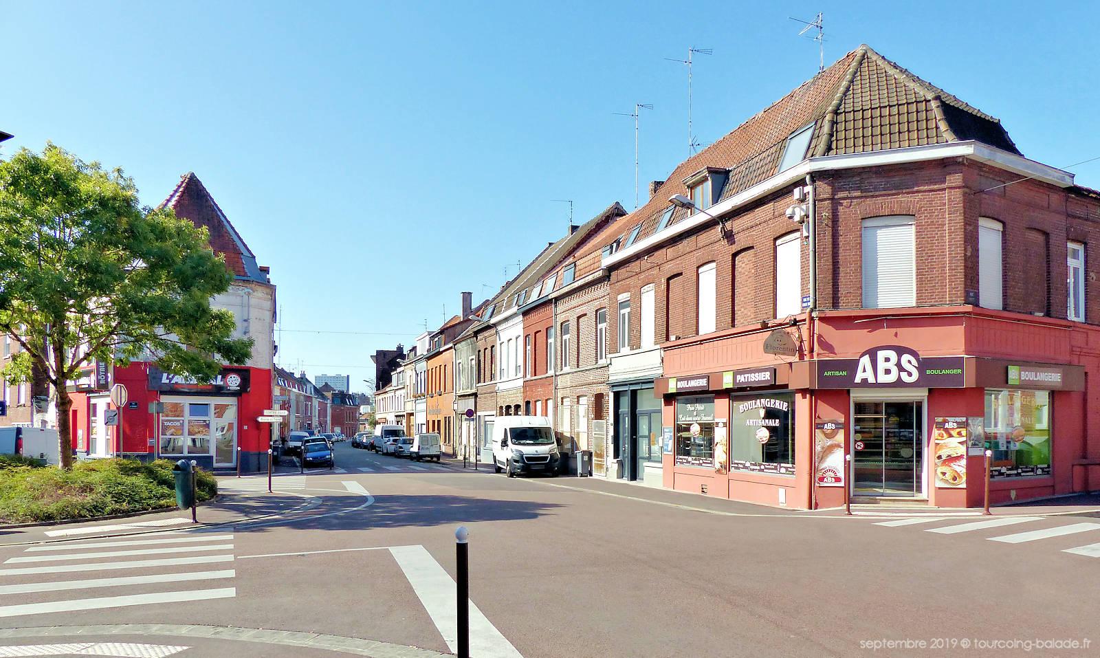 Rue de la Croix-Rouge Tourcoing - Boulangerie ABS
