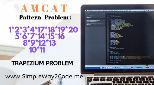 Trapezium Problem-SimpleWay2Code