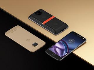 Moto Z - перший смартфон Moto без бренду Motorola