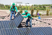 Angry solar customers did not sway the Nevada Public Utilities commission from cutting popular subsidies for clean energy. (Photo Credit: SolarCity) Click to Enlarge.