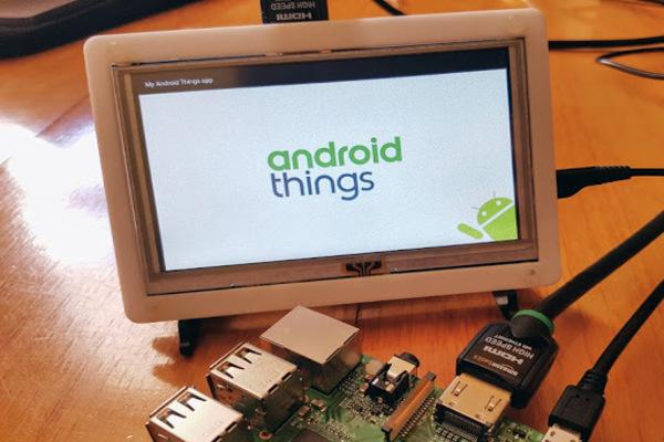 جوجل تستعد للتخلي عن Android Things