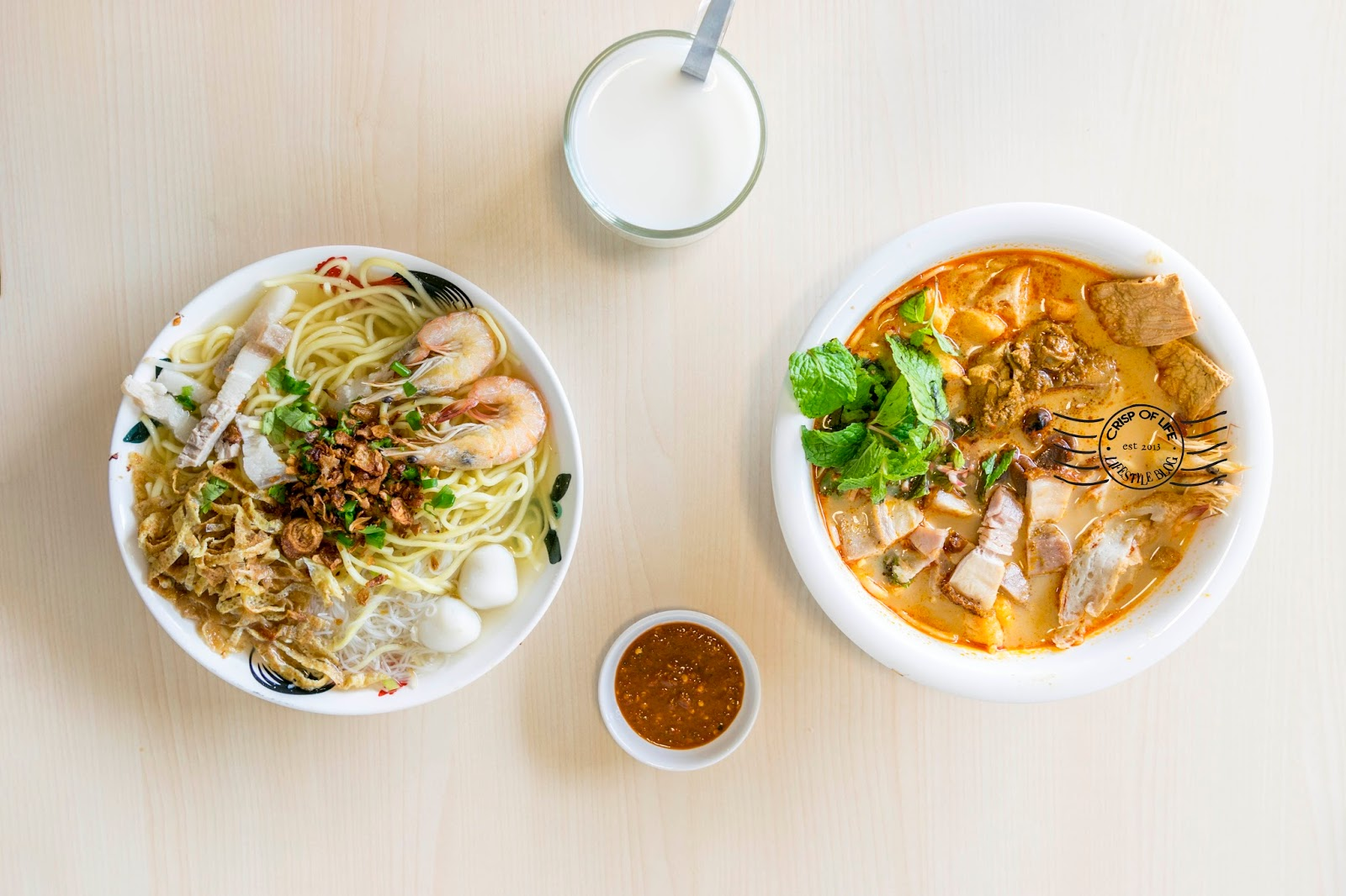Lao Mu Zi Curry Mee 老母子咖喱面 Golden Triangle