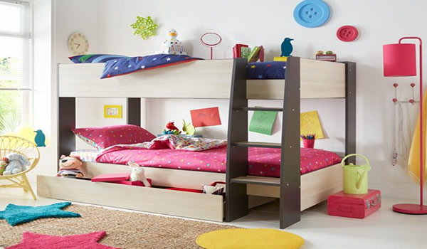Top 10 Tips For Creating A Stylish Kid's Room You'll Love For Less