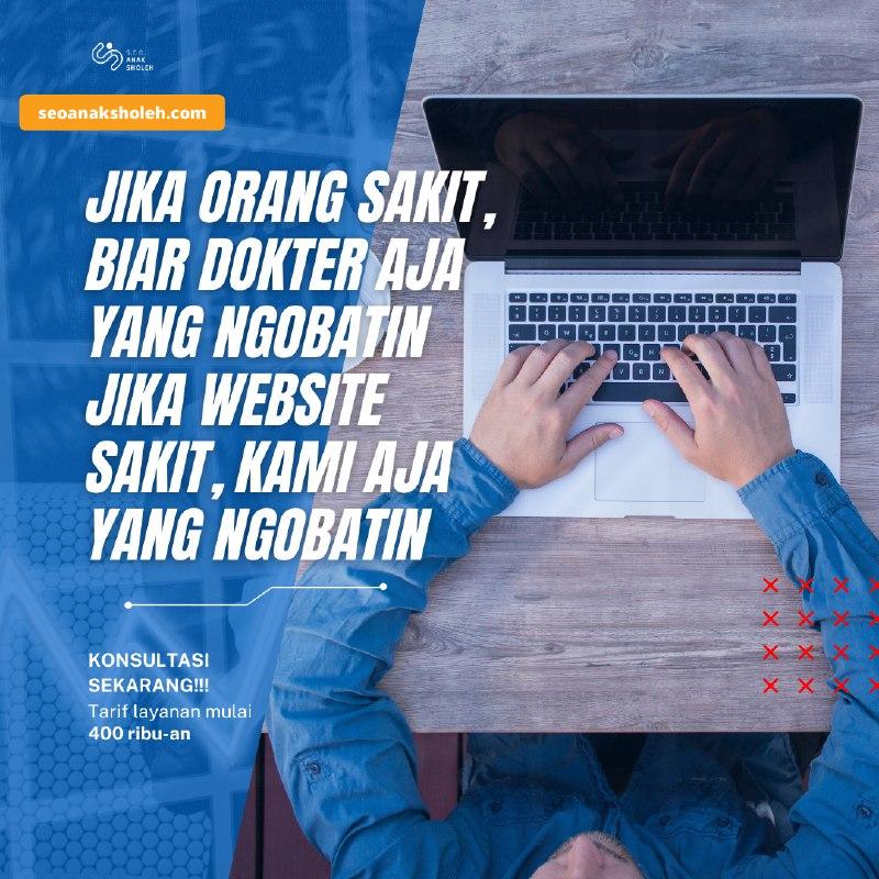 Jasa Kelola Website