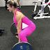 Treino completo de pernas da Roberta Zuniga com apenas 5 exercícios diferentes