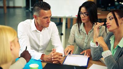 Sự phối hợp giữa các bộ phận trong doanh nghiệp
