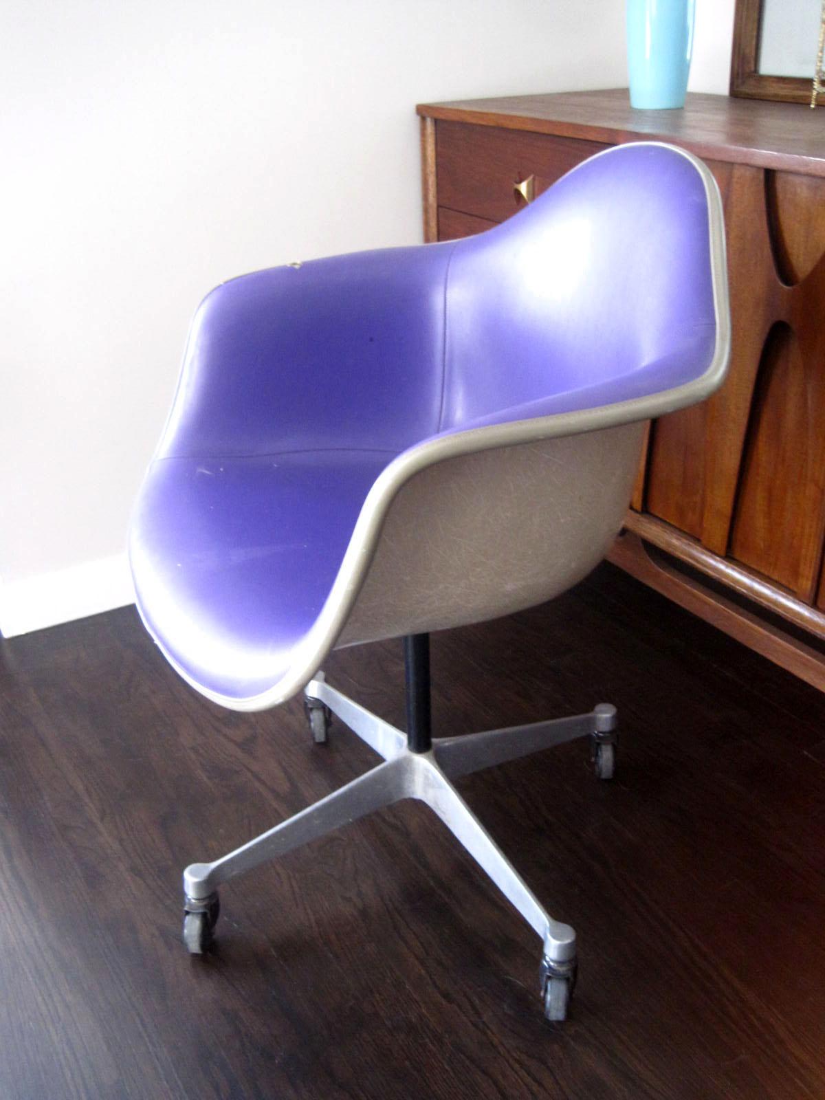 herman miller rolling office chair eyebrow threading rhan vintage mid century modern blog score