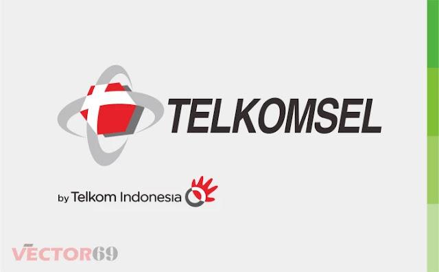 Logo Telkomsel - Download Vector File CDR (CorelDraw)