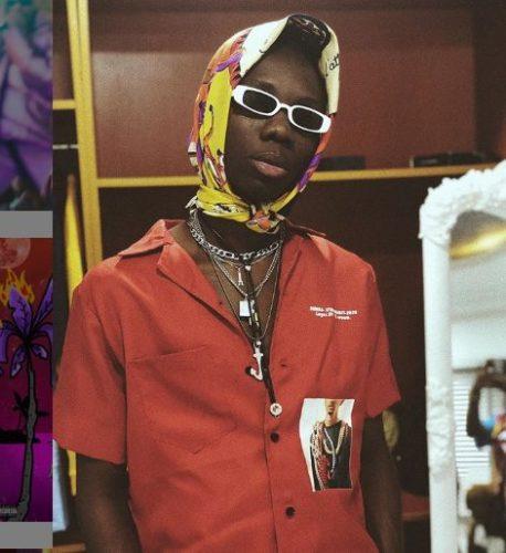 "Rapper, Blaqbonez Buys Strange Pet, Names Him ""Starboy"" #Arewapublisize"