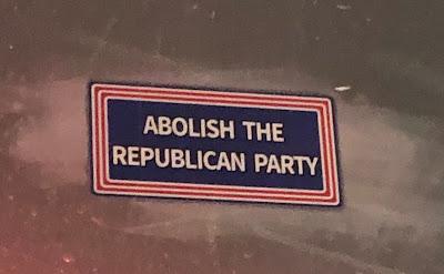 Abolish the GOP