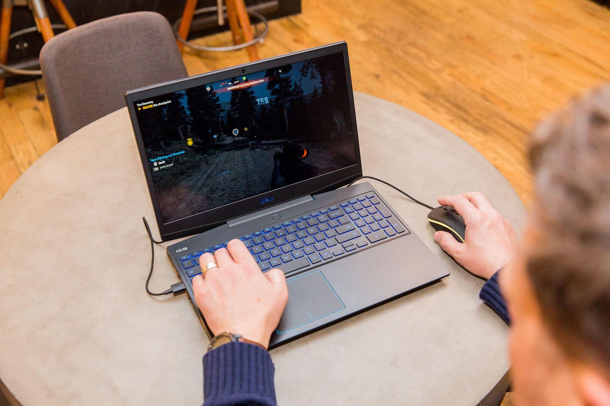 Dell analiza el gamer de hoy y del futuro