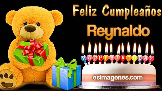 Feliz Cumpleaños Reynaldo