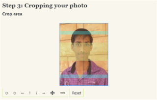 jaldi se passport size photo banaye