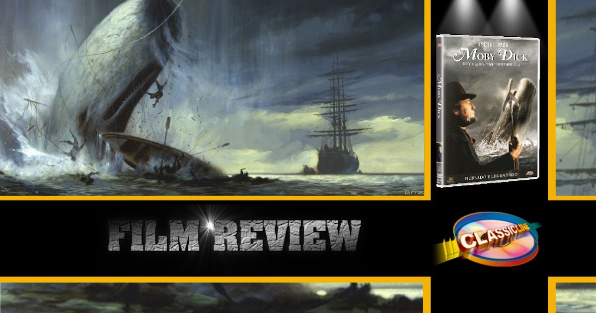 Tem Na Web - MOBY DICK (1956) - FILM REVIEW