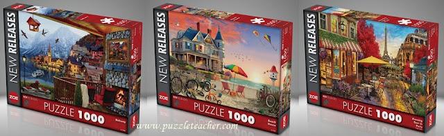 zoe puzzle 2019