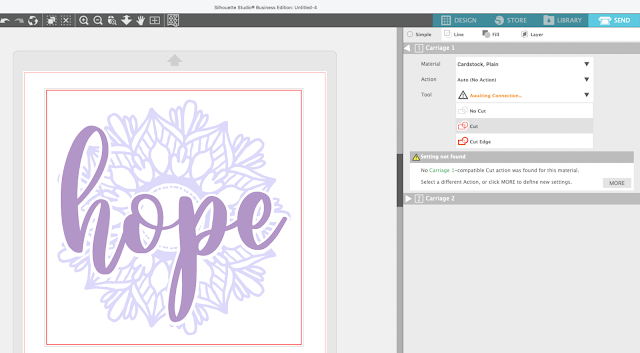 PNG files, trace by color, cut files, silhouette studio, auto trace PNG files