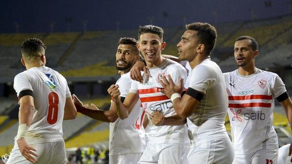 ملخص مباراة  الزمالك وطلائع الجيش (3-0) في الدوري المصري