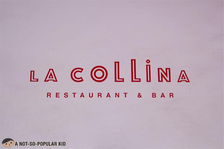 La Collina Restaurant and Bar Logo