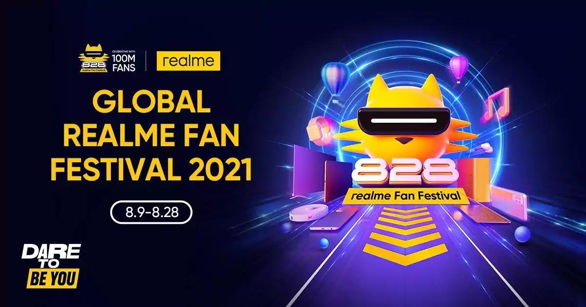 Global realme Fan Festival 2021