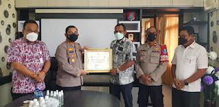 Ungkap Kasus Kematian Gajah, Polres Aceh Timur Dapat Penghargaan dari Rocky