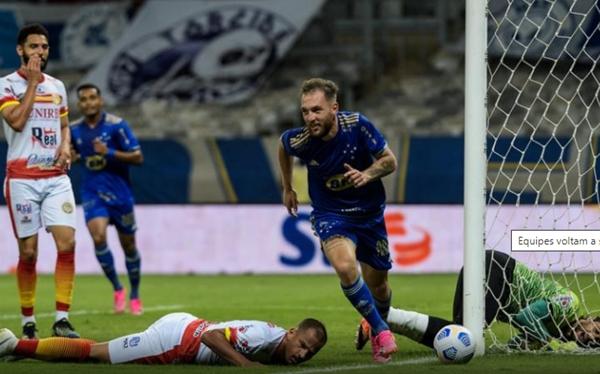 Juazeirense perde para o Cruzeiro pela Copa do Brasil