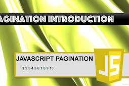 JavaScript Data Pagination Code