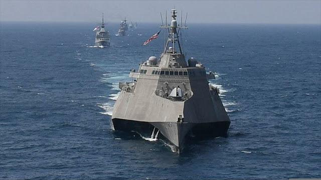 EEUU admite que depende de la tecnología naval de China y Rusia