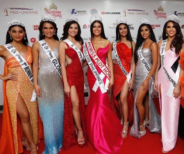 Binibining Pilipinas Coronation Night