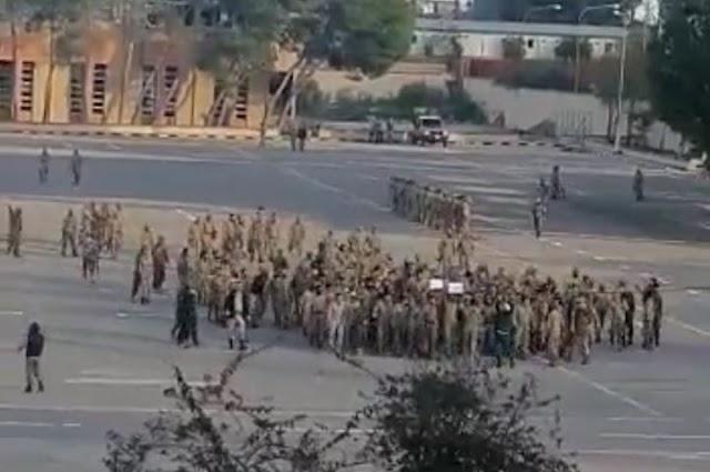 Ο Ερντογάν «φέσωσε» τους τζιχαντιστές που έστειλε στη Λιβύη-Τους χρωστά μισθούς 5 μηνών-Ξεσηκώθηκαν (ΒΙΝΤΕΟ)