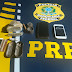 Dois traficantes são presos com maconha na BR-287, em São Vicente do Sul