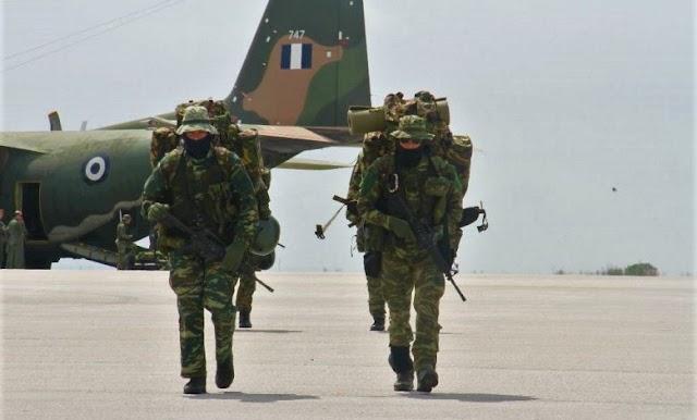 Για αποστολή Ειδικών Δυνάμεων στο Μάλι ετοιμάζεται η Ελλάδα