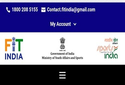 FIT INDIA REGISTRATION PROCESS FOR PRIMARY SCHOOL
