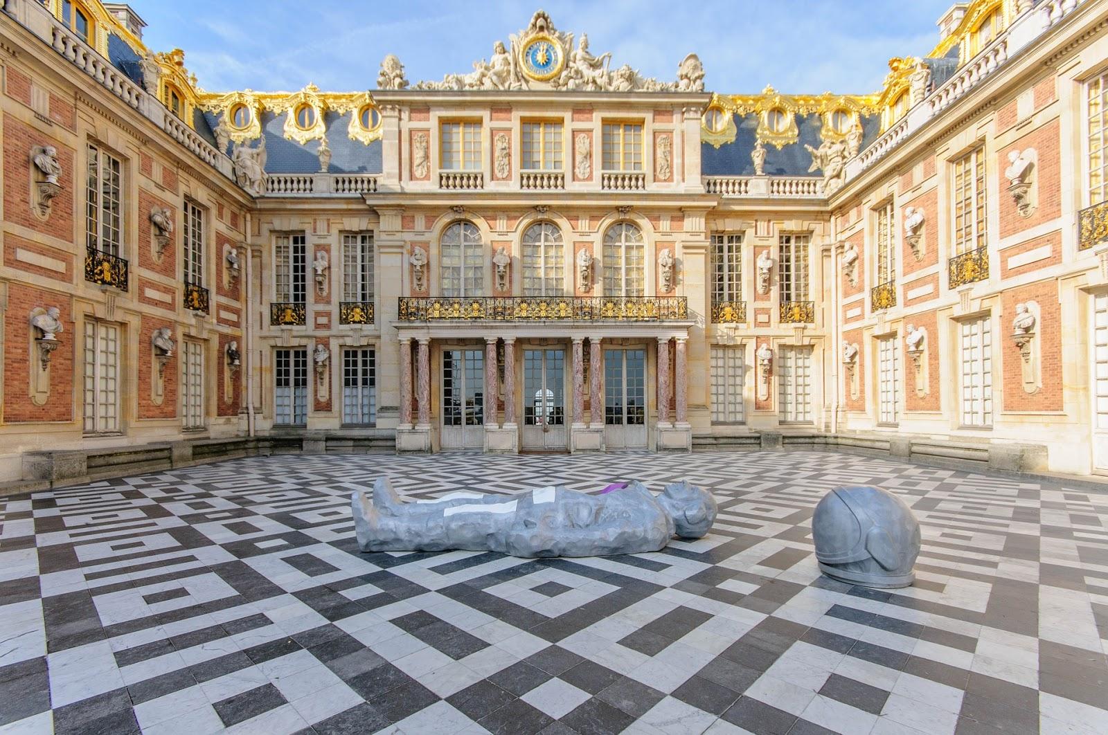 palácio-de-versailles
