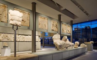 Μουσείο Ακρόπολης: Ένατο καλύτερο στον κόσμο και πέμπτο στην Ευρώπη
