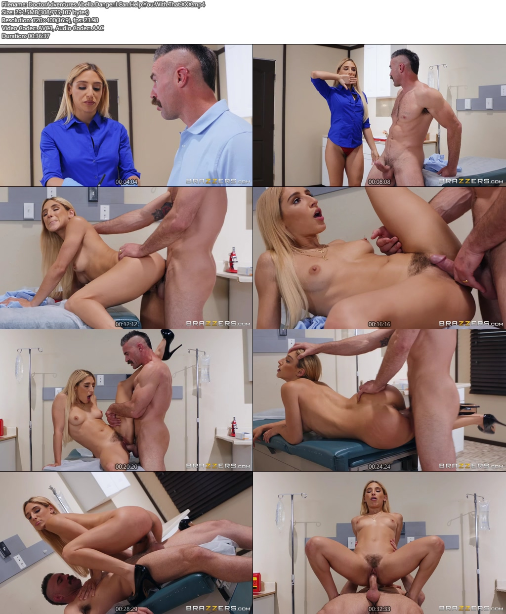 [18+] DoctorAdventures Abella Danger Full XVideos I Can Help You With That XXX Screenshot