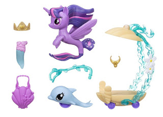 My Little Pony: The Movie Twilight Sparkle & Carriage Set