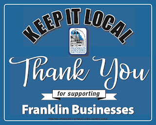Keep It Local - Support Franklin Businesses