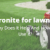 Ironite for Lawns