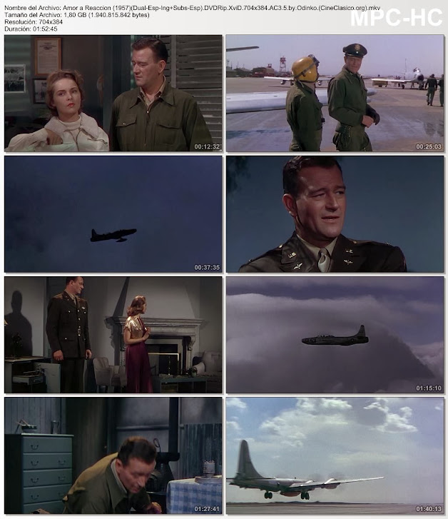 Amor a reacción (1957) - Descargar y ver online